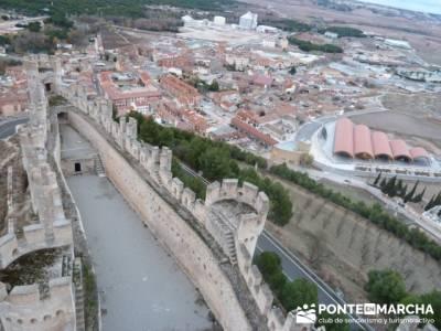 Visita enológica a Peñafiel – Ribera del Duero; rutas por sierra de madrid